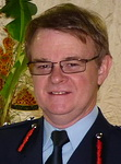 Chief Fire Officer Glenn Teal