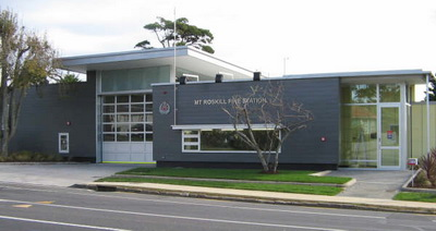 Mt Roskill Fire Station