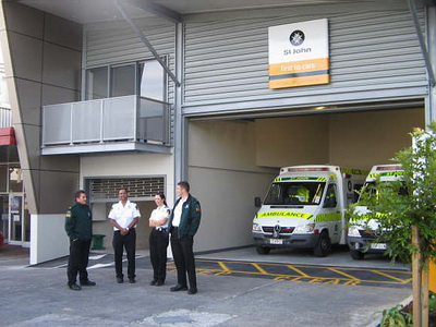 St John Ambulance Station - Mt Roskill