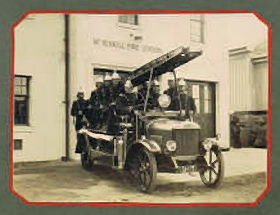 Mt Roskill Fire Station - 1929
