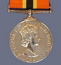Long Service medal